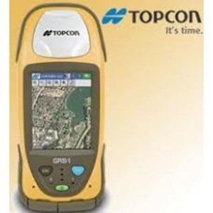 TOPCON GRS 1 DUAL FREQUENCY RTK GNSS RECEIVER AND FIELD CONTROLLER