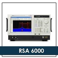 SPECTRUM ANALYZER TEKTRONIX RSA-6000 1