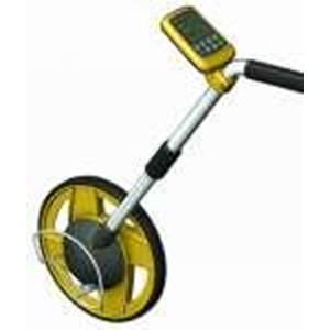 Meteran Dorong Digital - Digital Measuring Wheel