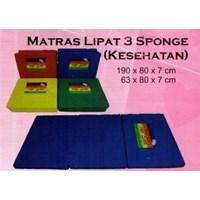 Matras Lipat 3 Sponge (Kesehatan) 1