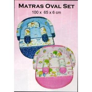 Matras Oval Set