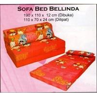 Tempat Tidur Sofa Bed Bellinda 1