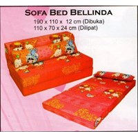 Sofa Bed Bellinda 1
