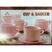 Cup And Saucer Tea Set NIKURA
