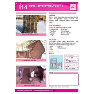 Dari Jasa/Distributor/Supplier METAL PRETREATMENT EAL 15 | katalog 14  2