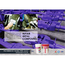 Jasa/Distributor/Supplier POLYAMIDE (03) 17.05 DEL - Repair Metal compound (A) | katalog 18