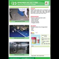 Jual Katalog 23 Epoxyndo(05)20.11 Fda (Digunakan Pada Lantai Yang Dilalui Aliran Listrik) Kimia Industri 2