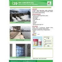Jual Katalog 39 Concrete Waterproofing Admixture Mix Conrete Eal Memperkuat Struktur Beton Dan Bersifat Waterproofing 2