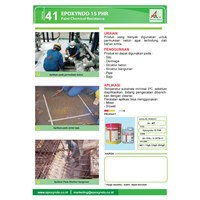 Jual Katalog 41 Paint Chemical Resistancce Epoxyndo 15 Phr Kimia Industri Meindungi Beton Dari Bahan Kimia 2