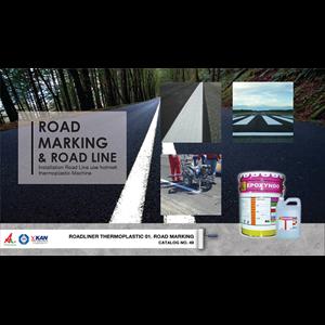 Katalog 49 Road Marking Thermoplastic Kimia Industri Digunakan Untuk Pengecatan Jalan