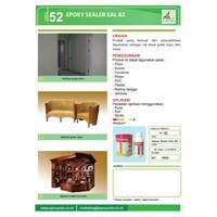 Jual Katalog 52 Epoxy Sealer Eal 82 Kimia Industri Cat Dasar Untuk Kayu Dan Rotan 2
