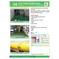 Jual Katalog 58 Food Grade Epoxy Primer Colors 82 Eal(Sebagai Lapisan Teratas) Kimia Industri 2