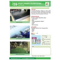 Jual Katalog 59 Food Grade Epoxy Primer Colors 82 Eal(Sebagai Lapisan Dasar) Kimia Industri 2