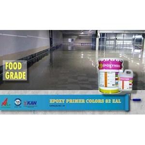 Katalog 59 Food Grade Epoxy Primer Colors 82 Eal(Sebagai Lapisan Dasar) Kimia Industri