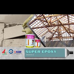Katalog 62 Bonding Eal Super Epoxy Kimia Industri Epoxy Bonding