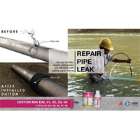 Katalog 65 Repair Pipe Leak Cat Epoxy Dhiton Mix Eal(01) 1