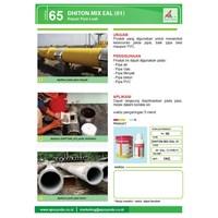 Jual Katalog 65 Repair Pipe Leak Cat Epoxy Dhiton Mix Eal(01) 2