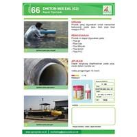 Jual Katalog 66 Repair Pipe Leak Dhiton Mix Eal(02) Menambal Kebocoran Pada Pipa (Cat Epoxy) 2