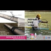 Katalog 66 Repair Pipe Leak Dhiton Mix Eal(02) Menambal Kebocoran Pada Pipa (Cat Epoxy) 1