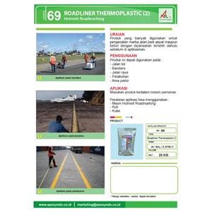 Katalog 69 Hotmelt Roadmarking Roadliner Thermoplastic Road(2) Kimia Industri