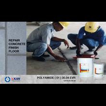 Jasa/Distributor/Supplier POLYAMIDE (01) 30.04 EVR - REPAIR CONCRETE (FINISH FLOOR)  | Katalog 28