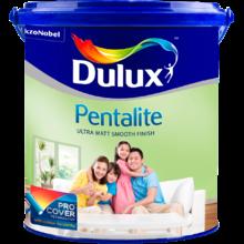 Cat Tembok Dulux Pentalite  2.5L (Warna Standard)
