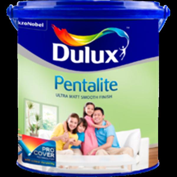 Cat Tembok Dulux Pentalite Wall Paint 2.5L (Standard Color)