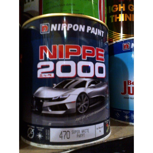 Cat Duco Nippe Paint