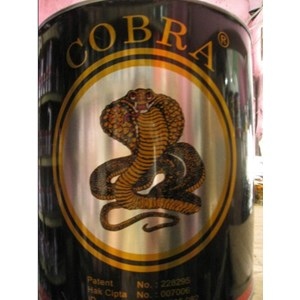 Cat Pelapis Thinner Cobra