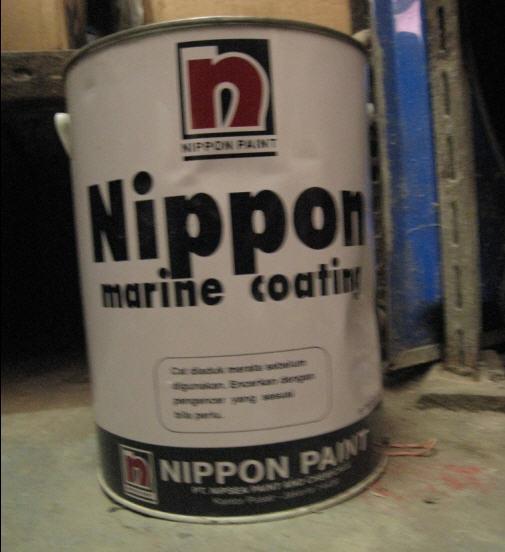 Jual Cat Marine Nippelux Nippon Paint Harga Murah Jakarta ...