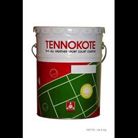 Cat Marka Jalan Lapangan Tennokote 1