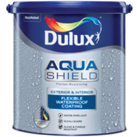 Cat Pelapis Aquashield Dulux paints and Coatings 20Kg