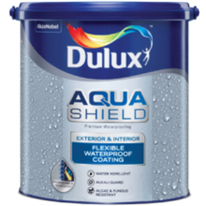 Sell Cat Pelapis Aquashield Dulux paints and Coatings 20Kg from Indonesia  by Sumber Jaya Paint Brothers,Cheap Price