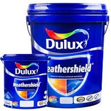 Cat Tembok Dulux weathershield 2.5L