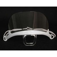Masker Plastik Transparant