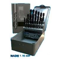 Jual Nachi 500DBS-19 Mata Bor Drills 1 Set