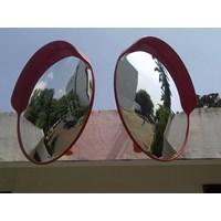 Convex Mirror Atau Cermin Lalu Lintas 60Cm Acrylic Dan Polycarbonat