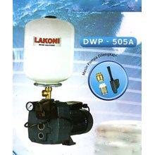 PUMP OUT to JET: TYPE DWP-505A