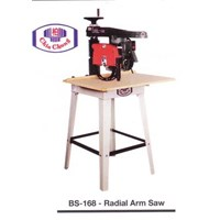 Jual OSCAR BS-168 Radial Arm Saw