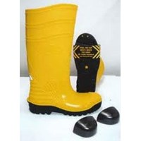 Jual Sepatu Boots Safety Pvc Toyobo