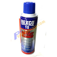Rexco 18 - 220 Ml:180G:7.4 Fl.Oz Contact Cleaner