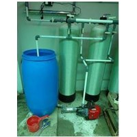 Filter Air Sumur Bor 2 Tabung 1