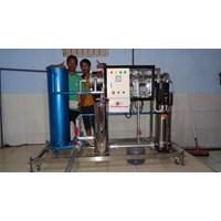 Jual Mesin RO 10000 Gpd  cuci membran