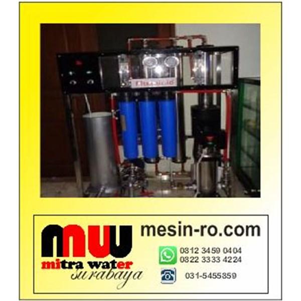Filter Air RO 6000 Gpd setara 18.000 Liter per hari