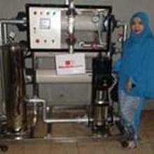 Filter Ultra Filtrasi UF kapasitas 18.000 LPH