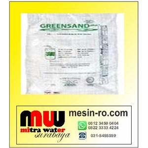Media Filter Air Manganese Green Sand Plus Ex Usa