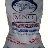 MANGANESE GREEN SAND AMERICAN WATER FILTER