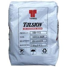 RESIN KATION ANION TULSION