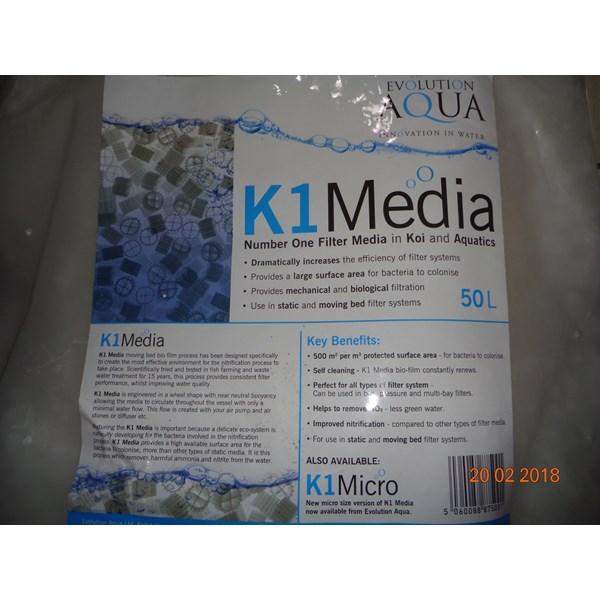 Media Filter Air kaldness K1
