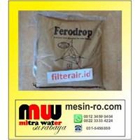 Media filter air penghilang besi Ferodrop